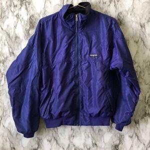 Vintage Patagonia Nylon Fleece Jacket